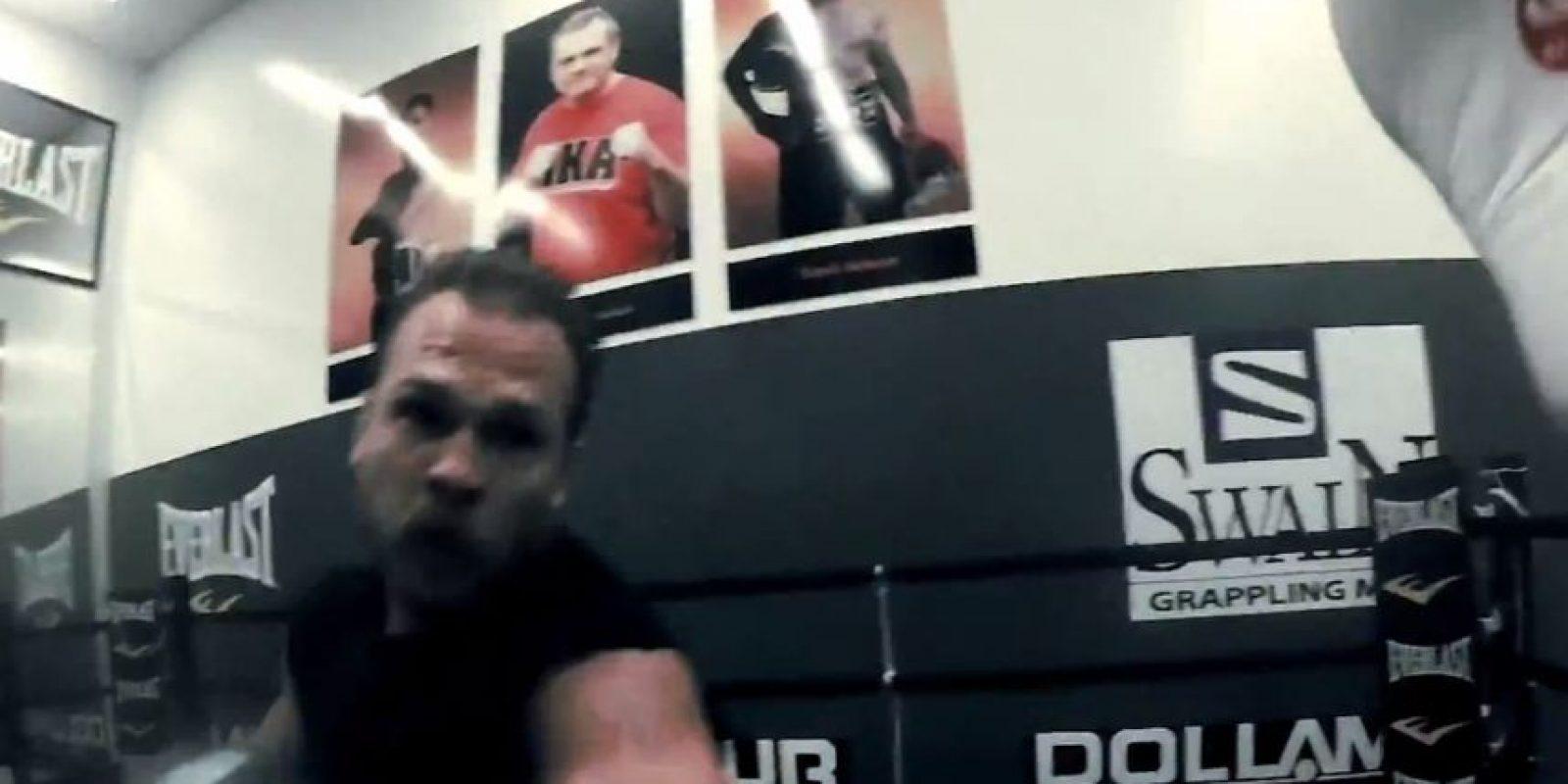 Boxeo Foto:GoPro