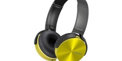 Audífonos Sony MDR-XB450 Foto:Sony