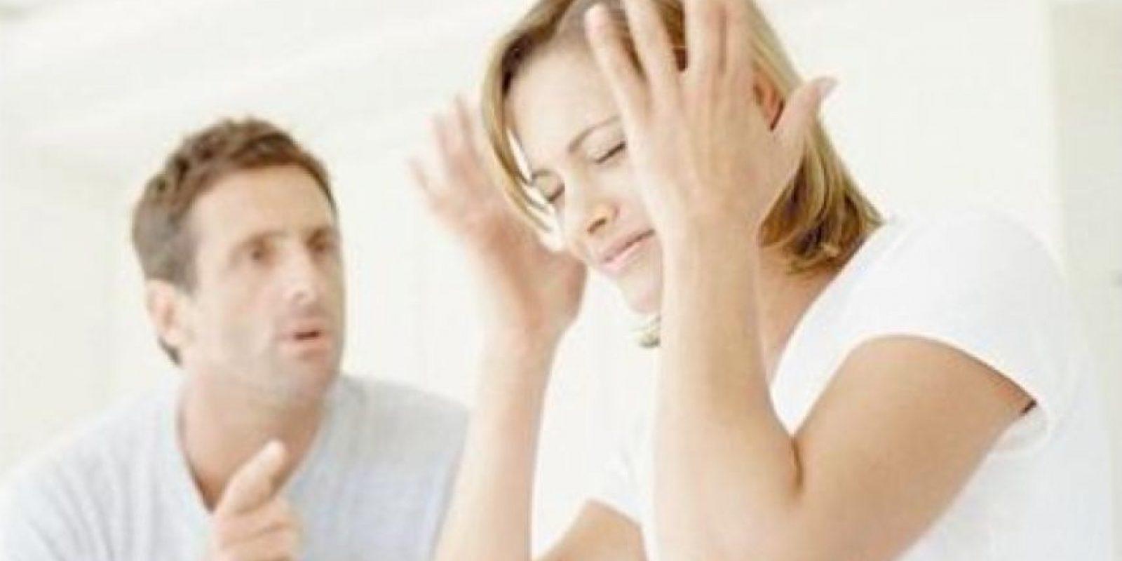 Relaciones en que alguna de las personas (o ambas) depende completamente del otro para vivir. Foto:Pinterest