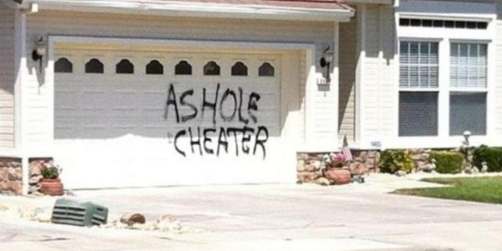 O pintar sobriamente. Foto:Facebook