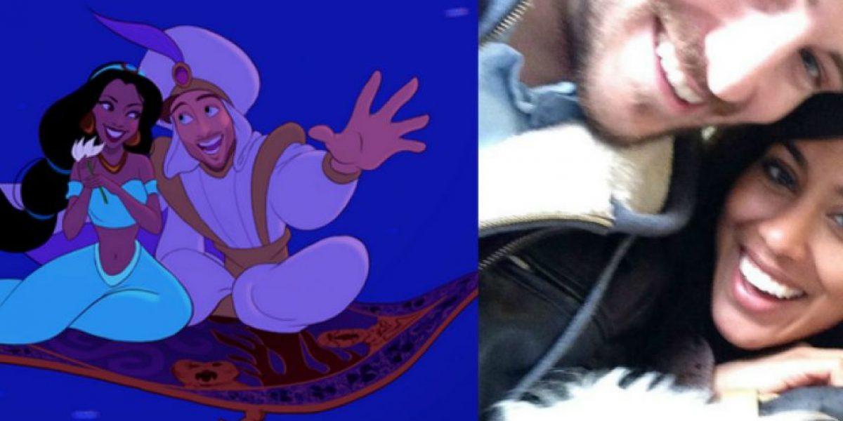 FOTOS: Como en cuento de hadas, este hombre convirtió a su novia en princesa