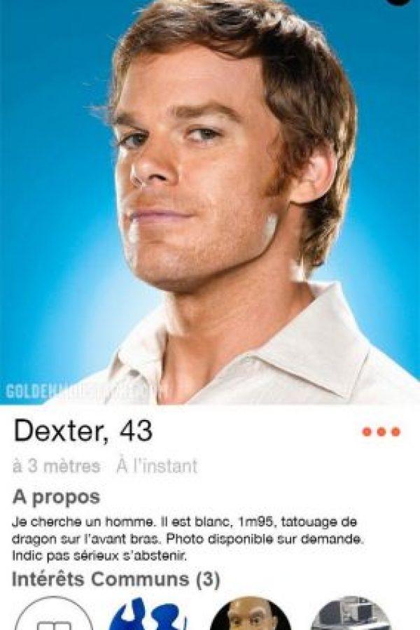 Serie: Dexter Foto:goldenmoustache.com