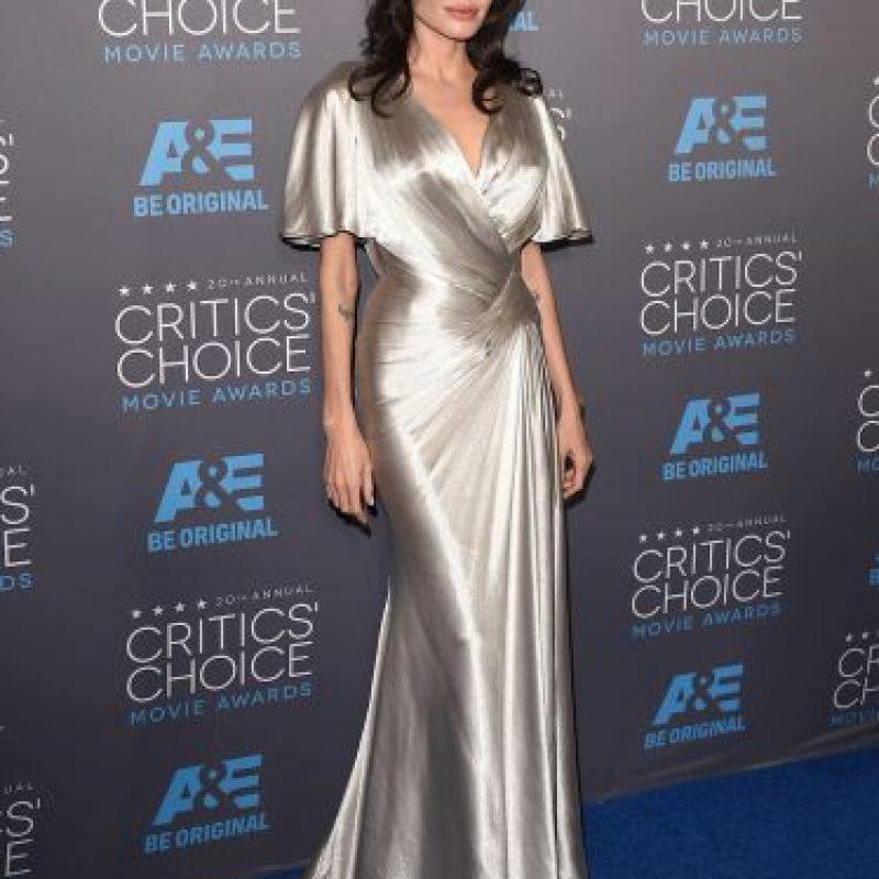 La actriz pidió más apoyo para las víctimas Foto:Getty Images