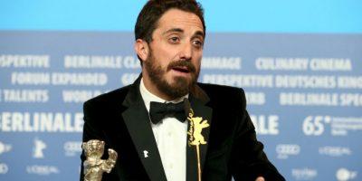"""Su película """"El Club"""", recibió el Oso de Plata del Gran Premio del Jurado Foto:Getty Images"""