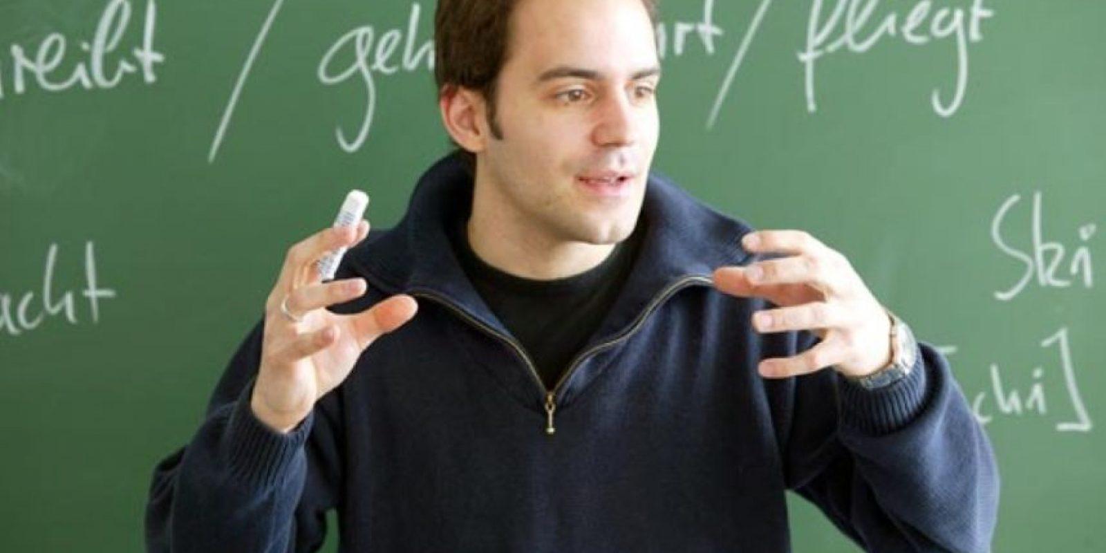 1. Falta sin avisar Foto:Tumblr.com/tagged-maestros