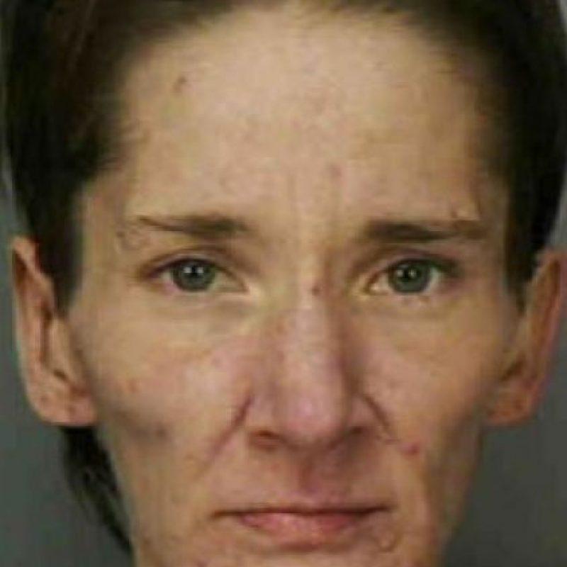 3. Arrestada a los 35 por posesión de drogas Foto:Rrehabs