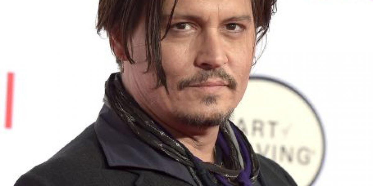 ¿Rockero? Johnny Depp anuncia que se presentará en