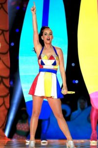 Katy Perry, cantante estadounidense. Foto: Getty Images