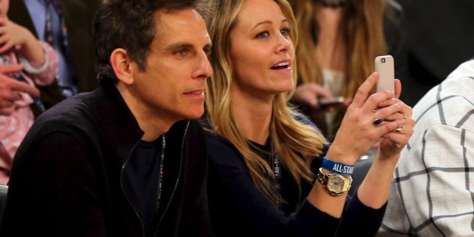 El actor Ben Stiller Foto:Getty Images