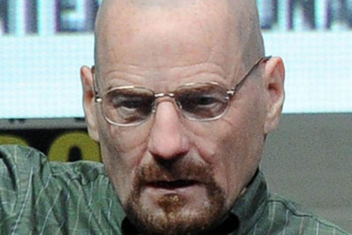 Bryan Cranston, actor de Breaking Bad, tomó clases de cómo hacer metanfetamina en la DEA.