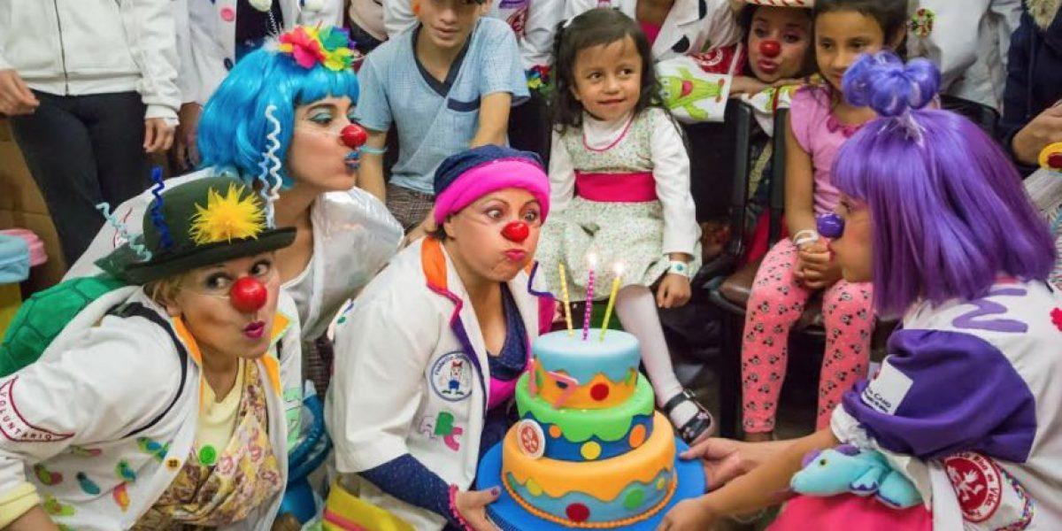FOTOS: Los doctores 'clown' podrían quedarse sin su casa