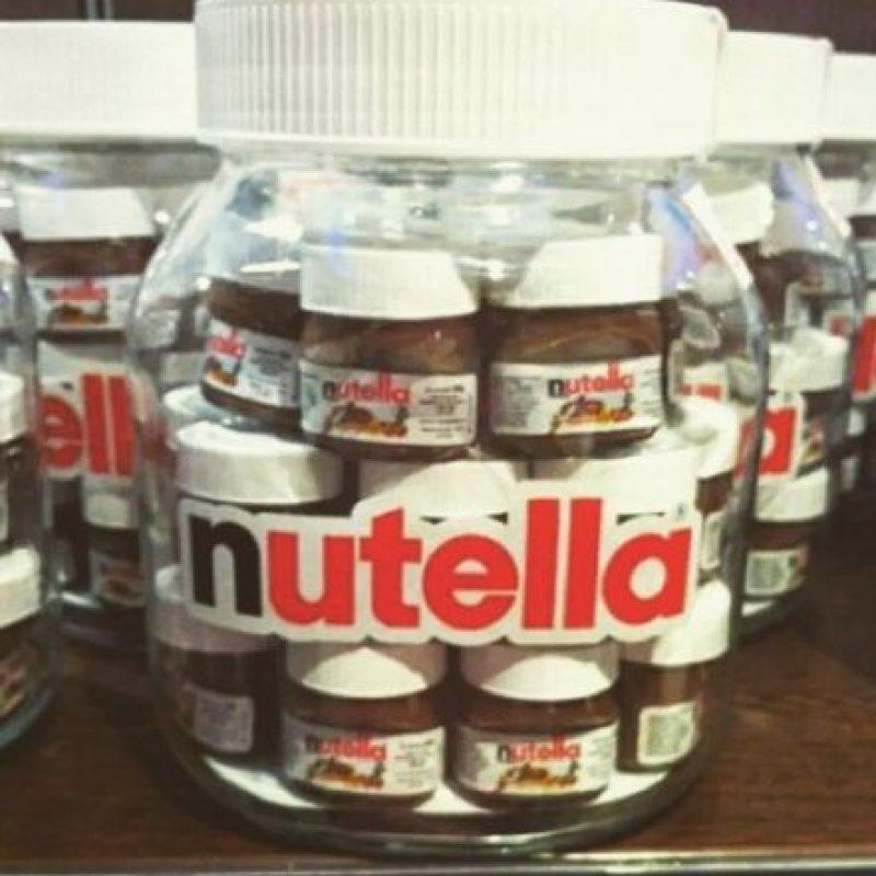 6. Día Mundial de la Nutella. En 2007, dos bloggers italianos decidieron mostrar su amor por la crema de avellanas de una manera diferente. Para ello, se estableció el 05 de febrero como el Día Mundial de Nutella Foto:Iconosquare.com/WorldNutellaDay/
