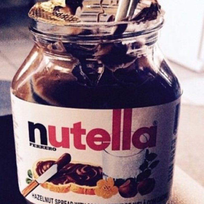 8. De acuerdo con el Mental Floss sitio web, un tarro de Nutella es vendido cada 2,5 segundos en todo el mundo. Foto:Iconosquare.com/WorldNutellaDay/