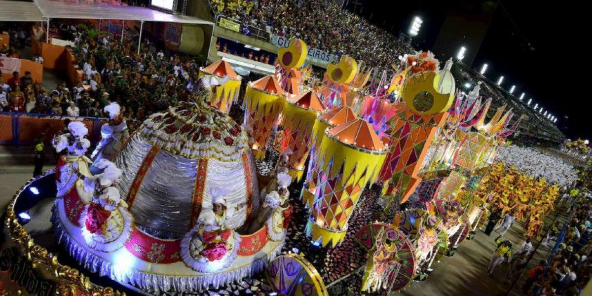 FOTOS: Las imágenes más impresionantes del Carnaval de Río de Janeiro
