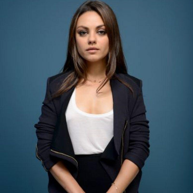 5. Mila Kunis Foto:Getty Images