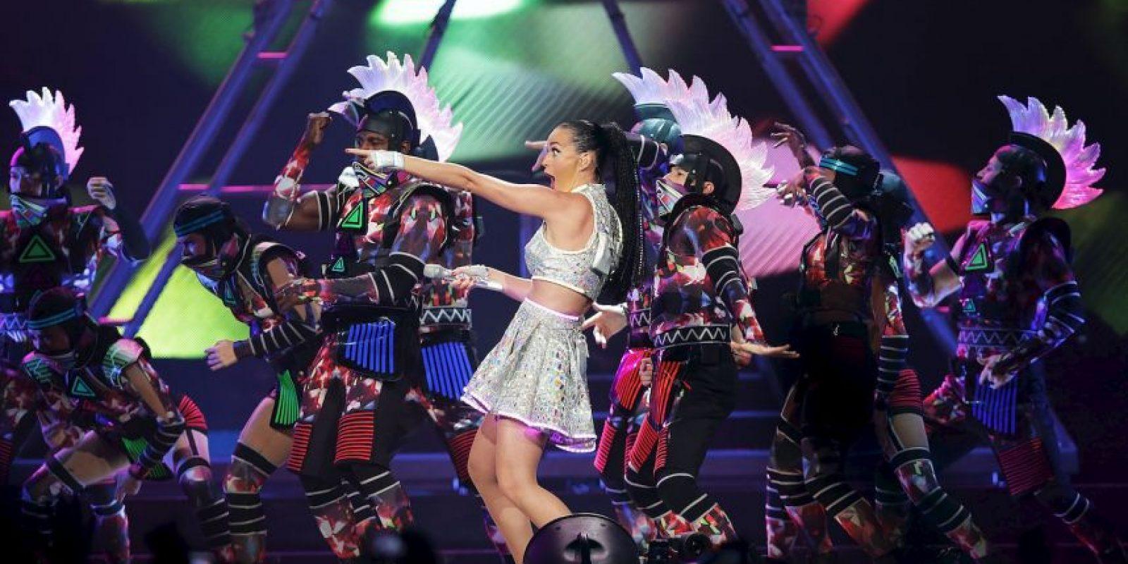 Mira las mejores imágenes de los conciertos de Katy Perry Foto:Getty