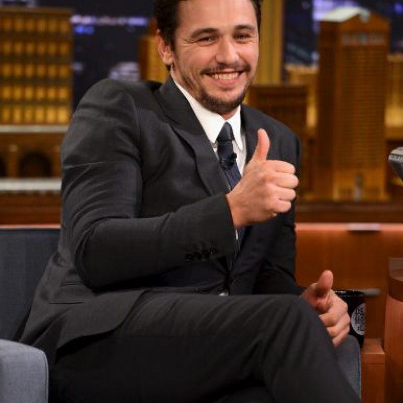 10. James Franco Foto:Getty Images