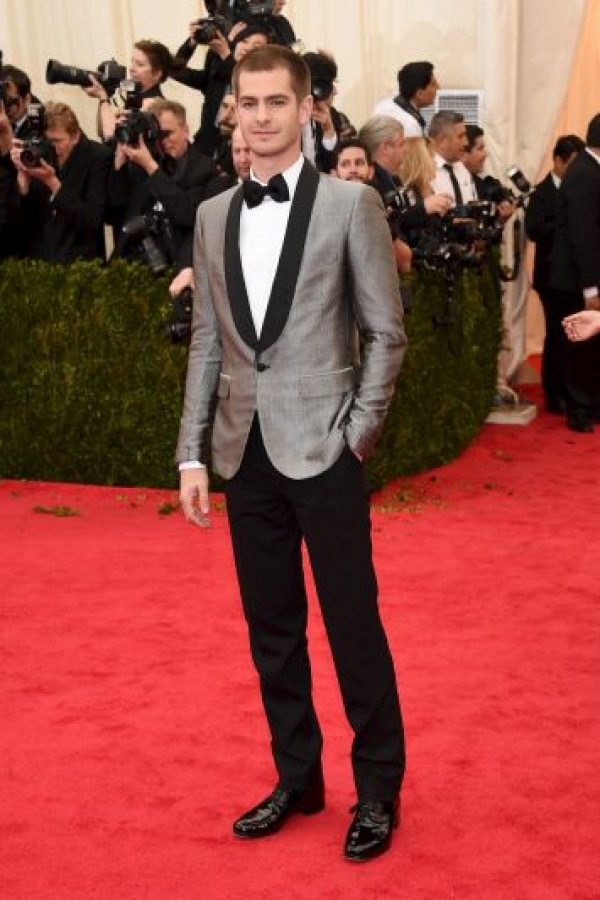 14. Andrew Garfield. Foto:Getty Images. Información del sitio IMDB.com