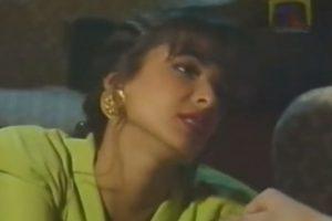 """Interpretó a """"Sara del Rio"""" en """"Alcanzar una estrella"""", su primer telenovela. Foto:YouTube"""