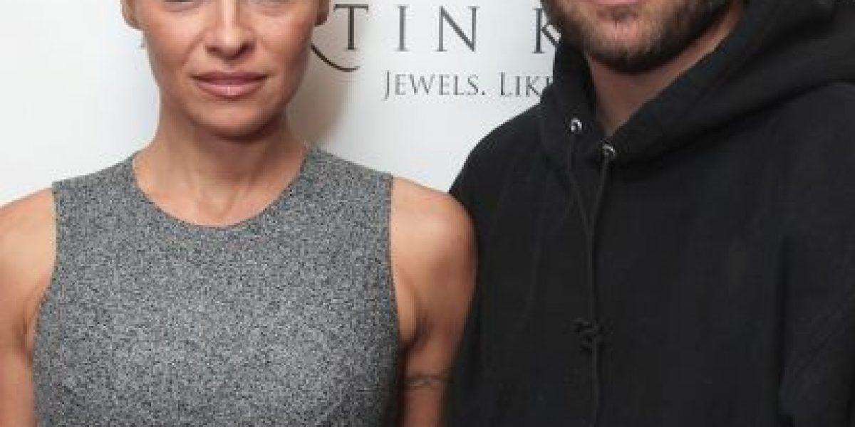 Pamela Anderson pide el divorcio por tercera vez
