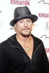 Pamela comenzó se casó con Kid Rock en 2005. Foto:Getty Images