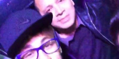 Ney y Dani estuvieron acompañados por otros amigos Foto:Instagram: @neymarjr
