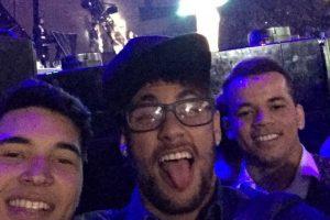 Así disfrutó Neymar el concierto de la cantante estadounidense en Barcelon Foto:Instagram: @neymarjr
