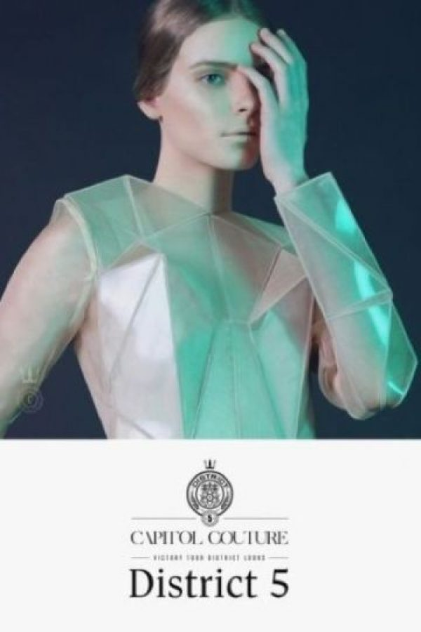 Los diseños se basan en deconstructivistas como Hussein Chalayan o Iris Van Herpen. Foto:Capitol Couture