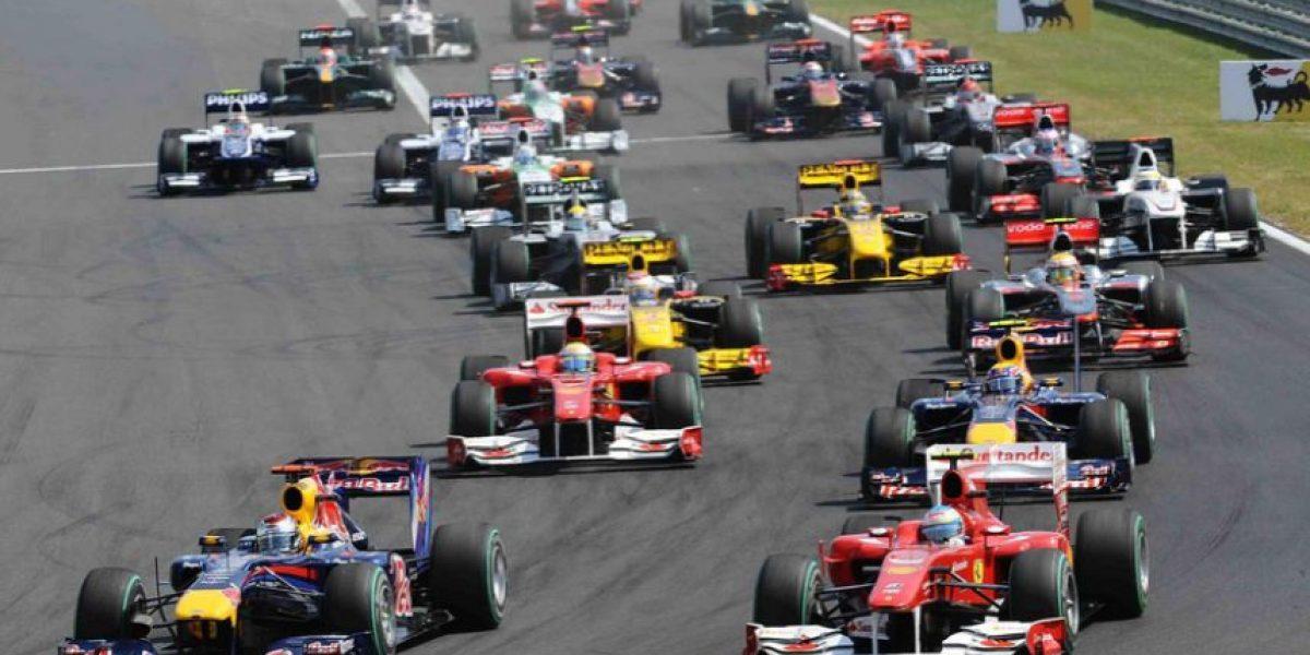 Fotos: Para Ferrari así serán los monoplazas del futuro