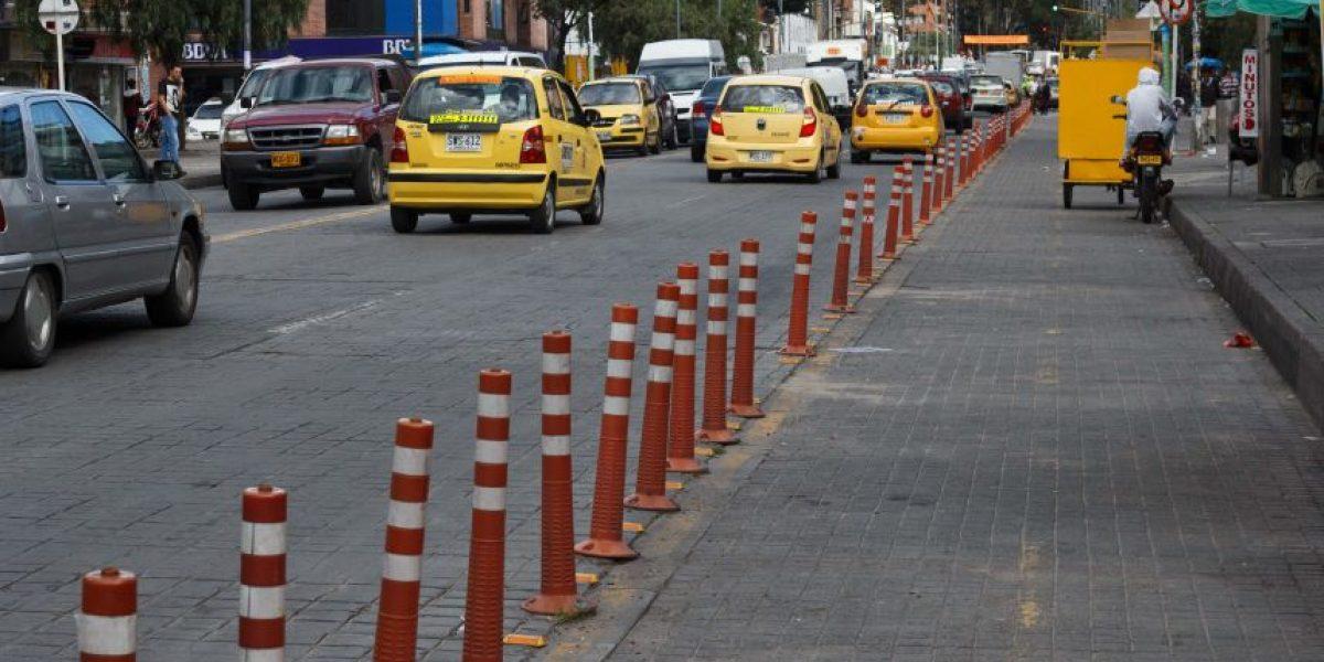 Las peores ciclorrutas para andar en bici en Bogotá