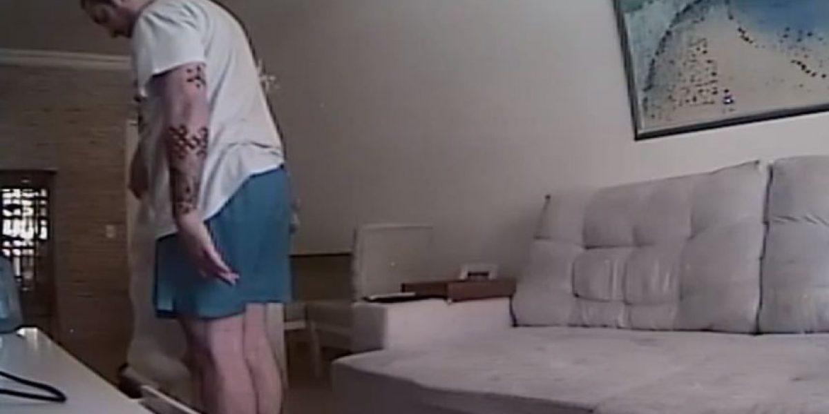 VIDEO: Graba su novio a escondidas y descubre que maltrataba a sus perros