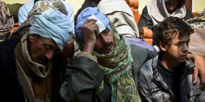4. Este grupo juró lealtad al Estado Islámico. Foto:AFP