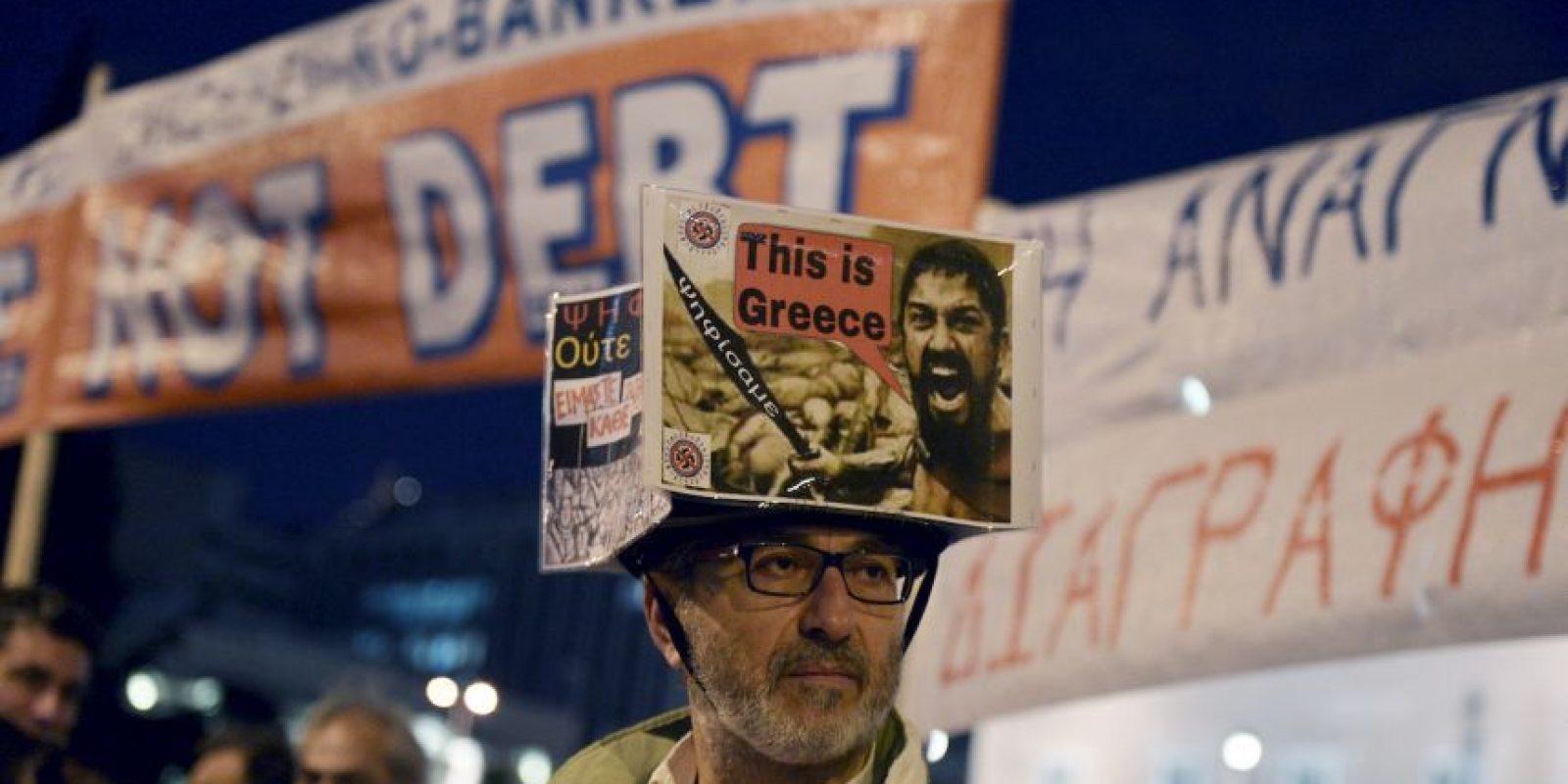 3. El Gobierno griego pedirá seis meses más. Foto:AFP