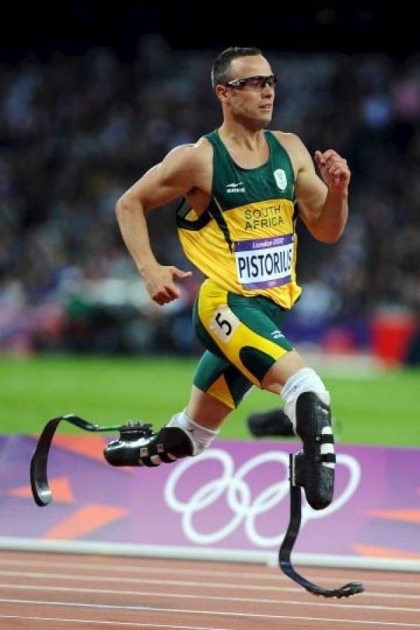 Oscar Pistorius, atleta sudafricano. Foto:Getty Images