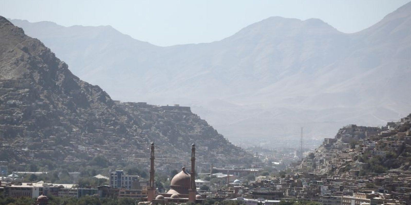 El año pasado, el Presidente de Estados Unidos, Barack Obama, puso fin la misión en Afganistán y la ceremonia se realizó en Kabul. Foto:Getty Images