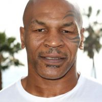 Mike Tyson, exboxeador estadounidense. Foto: Getty Images