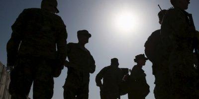 Ahora, Estados Unidos sólo se dedica a entrenar y asesorar a las fuerzas afganas hasta fines de 2016. Foto:Getty Images