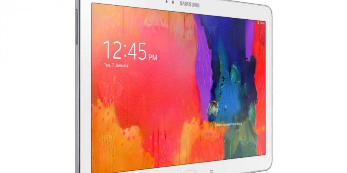 GANADORA: Ella se ganó una Galaxy TabPRO de Samsung