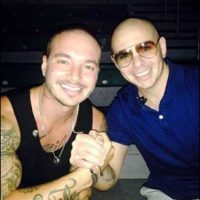 J Balvin y Pitbull