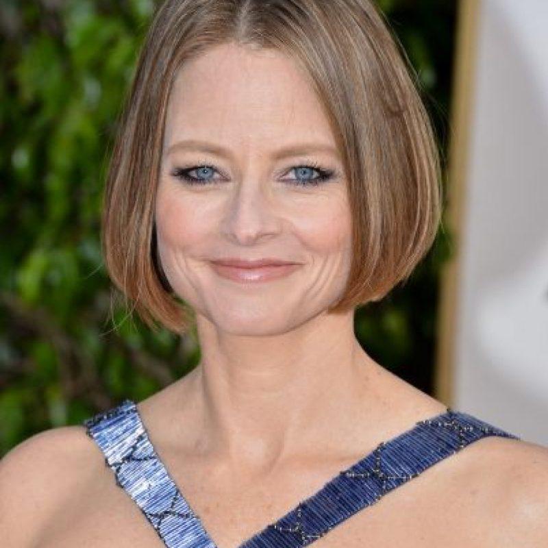 Jodie Foster, es madre de dos niños Charlie and Kit.