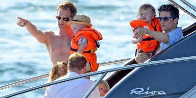 Neil Patrick Harris, su esposo David Burtka tienen cuatro hijos.