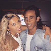 Daniela y Jorge Valdivia. Foto:instagram.com/danaranguiz1