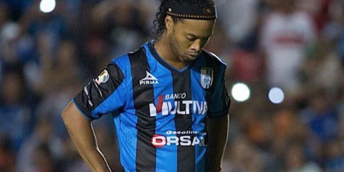 ¡Increíble! Un colombiano gana lo mismo que Ronaldinho en México
