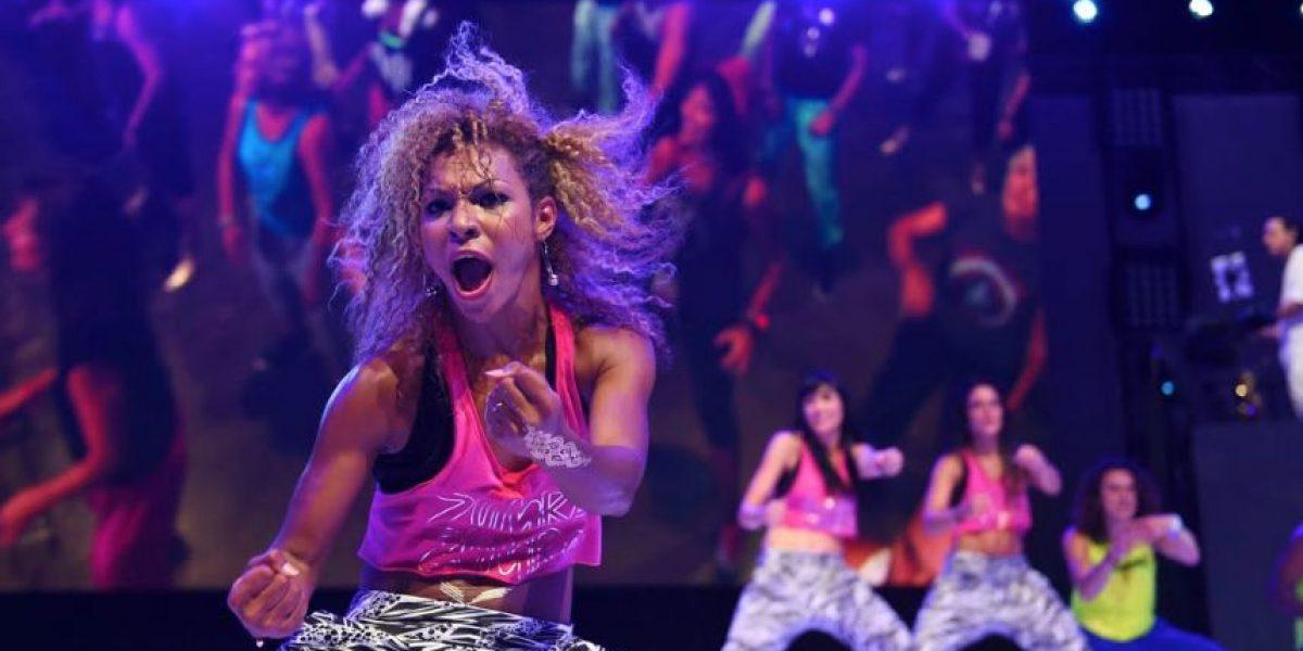 Prepárese para el primer concierto de Zumba en Colombia