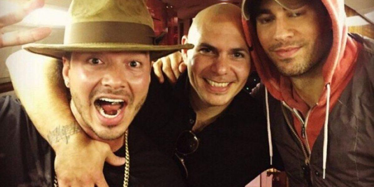 Audio: Así suena la nueva colaboración de J Balvin y Pitbull
