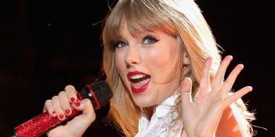 Taylor Swift la perdió a los 21 con alguien mucho mayor. Foto:Getty Images