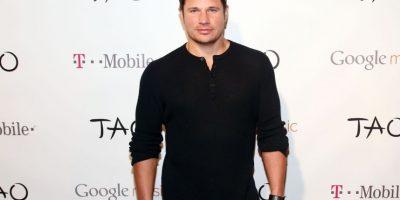 Nick Lachey, su primer marido. Tuvieron un reality en MTV Foto:Getty Images