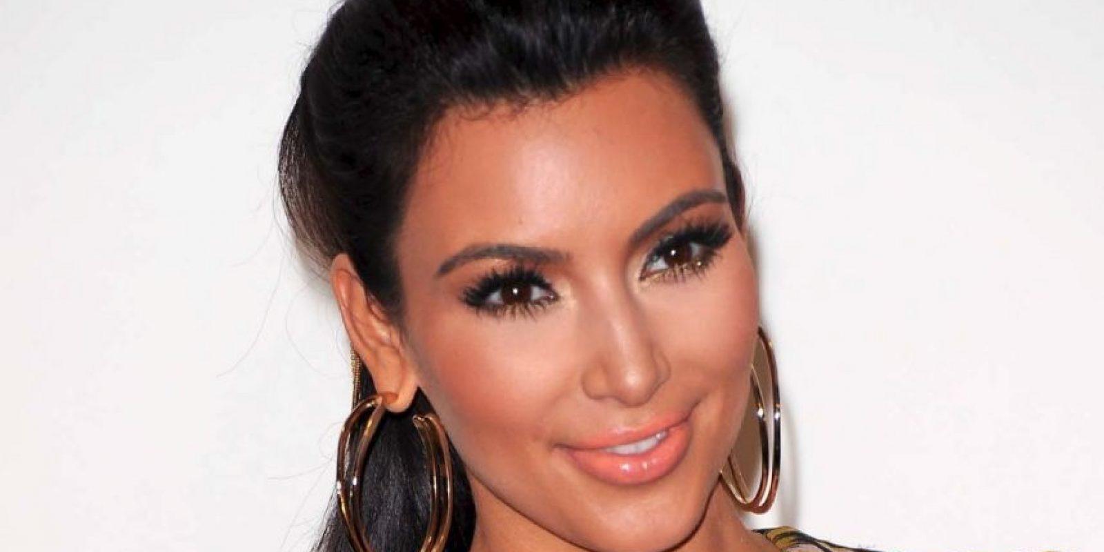 Kim Kardashian perdió la virginidad mucho antes de su primer esposo. Foto:Getty Images