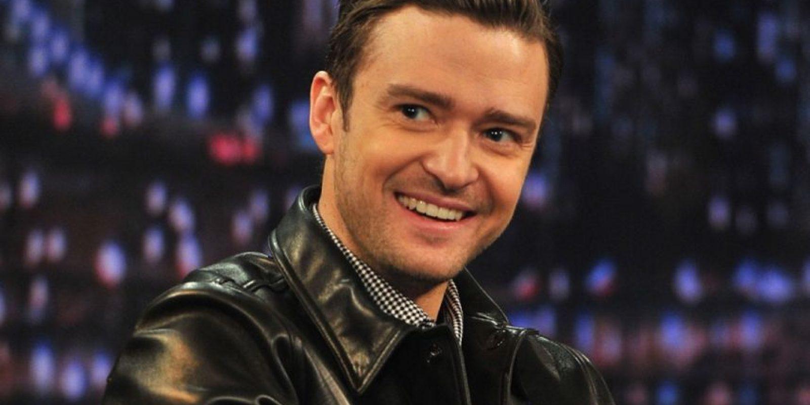 Todo gracias a su novio de entonces, Justin Timberlake. Foto:Getty Images
