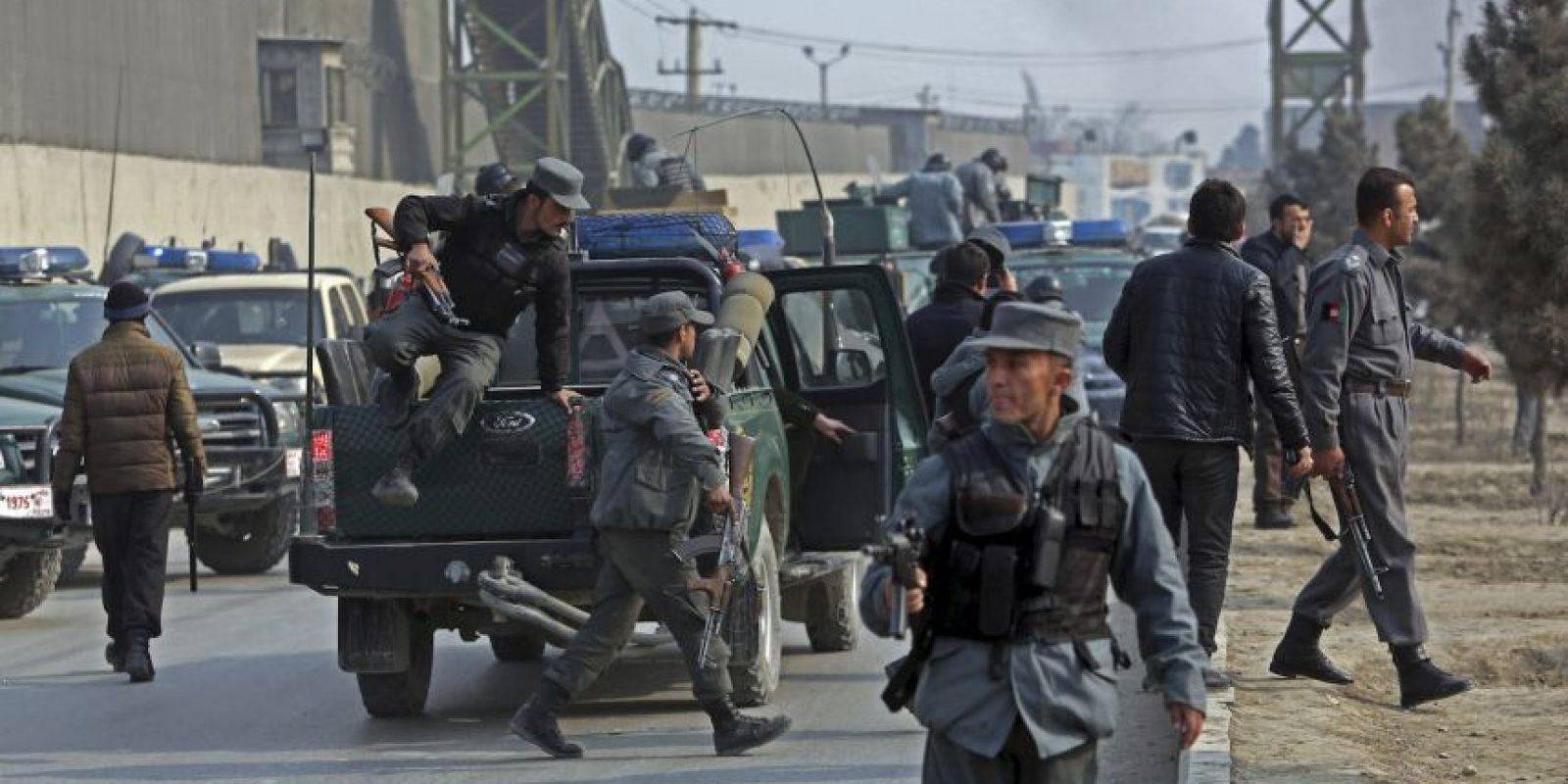 Sin embargo, la situación en Medio Oriente aún es muy cruenta. Foto:AP